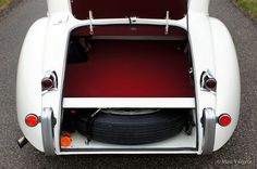 Jaguar XK 120 Fixed Head Coupe, 1952