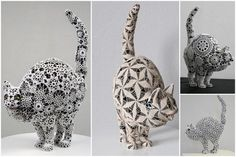 Joana Vasconcelos-Cats