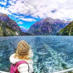 Milford Sound Queenstown 10 Best New Zealand Roadtrip stops