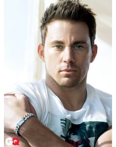 Mr. Romantic...Channing Tatum