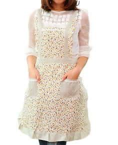 Moolecole Cooking Aprons Adult Home Kitchen Gowns Fashion Cute Sleeveless Overalls for Women with Pockets Cleaning Chef Waterproof Pinafore Floral Annie Costume, Cooking Aprons, Home Kitchens, Overalls, Gardening, Cleaning, Gowns, Pockets, Costumes