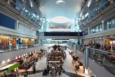 Airport: Inside Dubai International Airport Shopping-DD