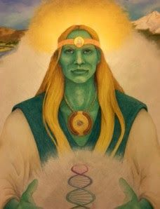 """""""Healing Picture of Zorra of Hollow Earth"""" - Anonymous Guest Post ~ Intel"""