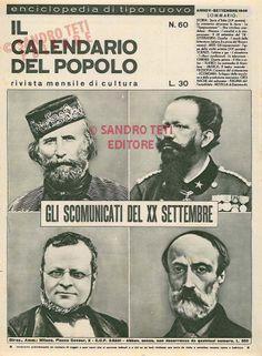 Il Calendario del Popolo n° 60, 1949