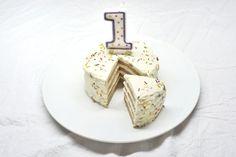 Ein gesunder Kuchen zum ersten Geburtstag – mami from the blog