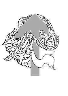 Résultats de recherche d'images pour «viking style tattoos TYR»