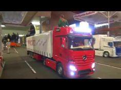 ▶ MERCEDES ACTROS GIGASPACE ÖHRINGEN 2013 - YouTube
