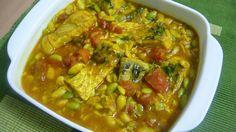 রেসিপিঃ রুই মাছের পেটি ও শিমের বিচি | রান্নাঘর (গল্প ও রান্না) / Udraji's Kitchen (Story and Recipe)