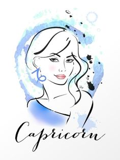 Capricorn ~ calm and confident