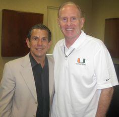 Coach L and Scott