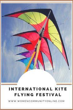 International Kite Flying Festival In Gujarat: History of Kite Festival