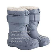 63168206dc45d Bonito calzado infantil modelo Topo Ski de Igor totalmente impermeable y  forrado de borreguito. Son. Botas De LluviaModa ...