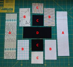 This is a tutorial on the plus block for the low-volume plus quilt I am working on. It uses jelly roll fabric or 2.5″ strips in…