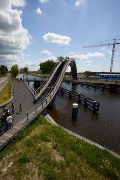 Melkwegbridge by NEXT Architects I Like Architecture