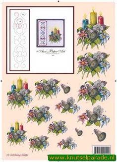 Nieuw bij Knutselparade: 2768 Stitching sheets kerst 3DSS 10005 https://knutselparade.nl/nl/knipvellen/4148-2768-stitching-sheets-kerst-3dss-10005.html   Borduren, Stansvellen, Knipvellen -