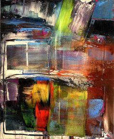 """Last winter"" by Gerard Stricher (2007) Beuatiful"