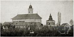 Suceava. Plasa Bosancea. Oraşul Suceava. Biserica Sfântul Gheorghe. 1900