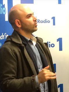 Roberto Saviano journalist, writer and Gomorra's author