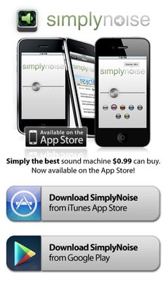 Simply Noise generates white noise. I use it to block out noise while studying. Very helpful if you're easily distracted. Free website, or a paid (but very cheap) iPhone app.