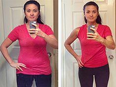 Ela Emagreceu 24kg em seis Meses sem Academia e Dietas malucas!