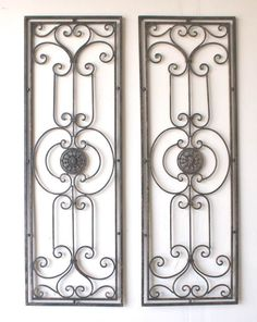 Large Wrought Iron Wall Art vintage large wrought iron wall art personalized amazing stainless