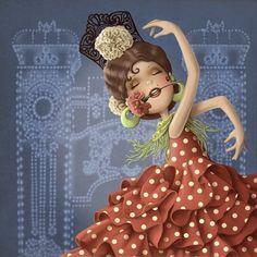 Рисунки Nina de San поражают своей яркостью и сочностью. Художница черпает вдохновение у самой жизни, благодаря чему ей удаётся создавать чудесные реалистичные работы поражающие своим великолепием. После многих лет работы в мире декоративной живописи, Nina de San бросилась в приключения иллюстрации в 2009 году.Хотя ее приход в мир иллюстрации немного поздноват, но она теперь наслаждется своими…