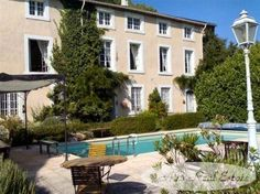 AB Real Estate France: 17th C. Royal Historical Building for Sale in Carcassonne area, Languedoc Roussillon, South of France