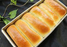 Eggless Bread (roti tanpa telur)