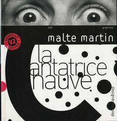 """Malte Martin/Agrafmobile - """"La cantatrice chauve""""."""