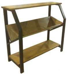 Real Wood, Bookshelves, Wood Crafts, Magazine, Home Decor, Bookcases, Decoration Home, Room Decor, Bookcase