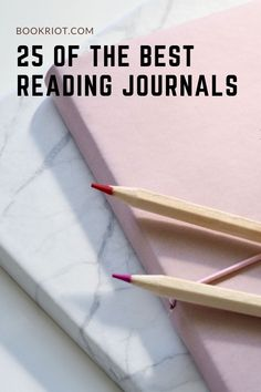 Plus tips for how to keep one! journals | reading journals