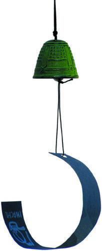 Campana de Feng Shui Mini Verde