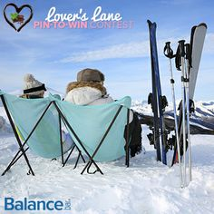 Think a weekend getaway is the most romantic way to spend Valentine's Day with a loved one?  Pin it for a chance to win a Visa Gift Card and our scrumptious Chocolate Raspberry protein bars. #LoveBalance