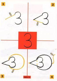 Dibuja con los números - Lourdes Rubio - Picasa Webalbums