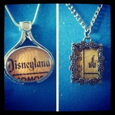 Custom disney jewelry