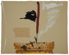 Helen Frankenthaler, Untitled, 1986, Acrylic on paper 20 1/4 x 25 1/2 inches (51.4 x 64.8 cm)