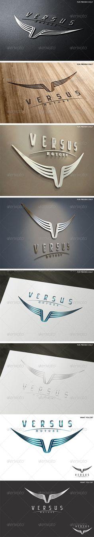 Versus Motors Logo Template Vector EPS, AI Illustrator. Download here: https://graphicriver.net/item/versus-motors-logo-template/2449902?ref=ksioks