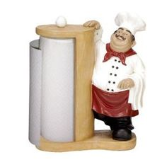 Fat Italian Chef Kitchen Decor | kitchen accessories chef on Decor Gifts Tico Decorations Chef Bistro ...