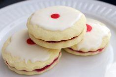 Decadent Imperial / Empire Cookies.