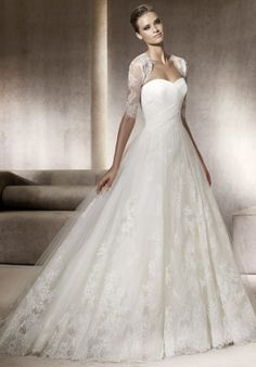 Pronovias, 2012 Costura Collection, Pergola.