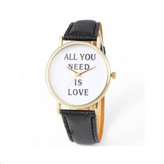 all need is love watch