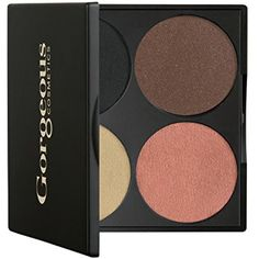 Gorgeous Cosmetics One Shade Fits All Palette -- Click on the image for additional details. (This is an affiliate link and I receive a commission for the sales) #Eyes