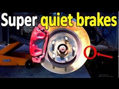 How to STOP BRAKE SQUEAKING in your car (No Squeaks Guaranteed) - YouTube