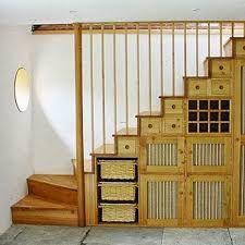 Resultado de imagen para bar debajo de escaleras