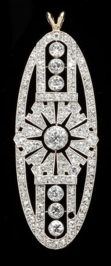 Leland Little Auctions has been providing collectors, families, estates and institutions with world-class auction services for over 20 years. Pearl And Diamond Necklace, Diamond Jewelry, Diamond Pendant, Art Deco Jewelry, High Jewelry, Art Deco Fashion, Fashion Jewelry, Antique Jewelry, Vintage Jewelry