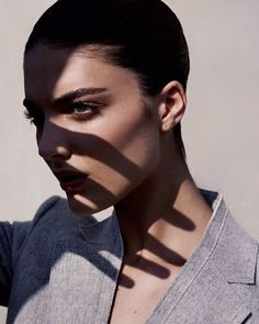 """Katryn Kruger is """"Shadow Sounds"""" for Russh August 2015 photographed by Matthew Sprout [editorial] Beauty Photography, Portrait Photography, Fashion Photography, Portrait Shots, Beauty Editorial, Editorial Fashion, Portrait Editorial, Beauty Fotos, Style Photoshoot"""