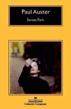 Siempre es necesario regresar a un libro de Paul Auster. Es un refugio. Justo por estos días quiero buscar alguna de sus historias. Algo que hable sobre la casualidad, sobre los encuentros, sobre el azar, esos momentos irrepetibles en los que encuentras algo que estabas buscando hace tiempo y te hace feliz, aún teniendo la certeza de que acabarás perdiéndolo. Necesito a Paul Auster para que me diga, como si fuera un amigo, que la suerte es un círculo y los encuentros siempre se repiten. Paul Auster, Ambition, Digital Camera, No Response, It Works, Sunset, Park, Books, Life