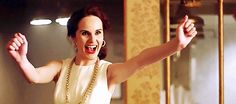 You Had Me at Downton .. Four days after TNT's new drama series Good Behaviour ended it's 10 episode first season run, the series starring Michelle Dockery has been picked up for a second season for Fall 2017..
