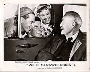 Wild Strawberries lobby card
