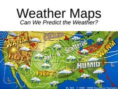 With this PowerPoint, students can practice predicting weather based on air pressure and weather fronts. Great for whole-group review, or even small group science centers. Students will love acting like a meteorologist, and answering the prompted weather predicting questions.